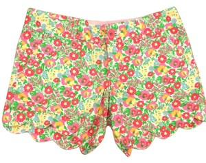 Lilly Pulitzer Mini/Short Shorts In the Garden