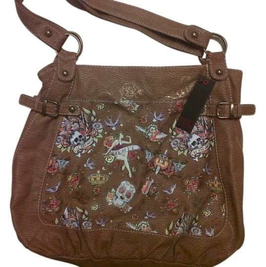 Preload https://item2.tradesy.com/images/marc-ecko-rock-all-over-print-cognac-tote-146651-0-0.jpg?width=440&height=440
