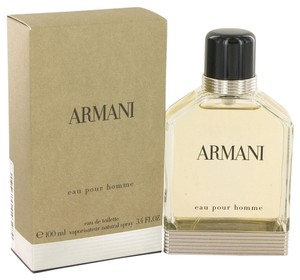Giorgio Armani ARMANI by GIORGIO ARMANI Men's Eau de Toilette Spray 3.4 oz/100ml *BRAND NEW*