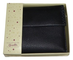 Buxton $30.00 - NWT - BEAUTIFUL BUXTON BLACK GENUINE LEATHER WALLET