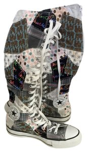 Converse Patchwork Boots