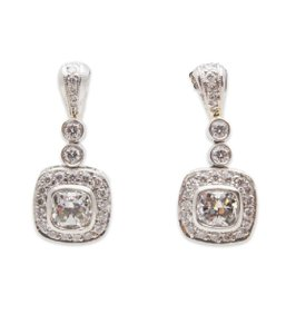 Beaudry Beaudry Couture Collection Diamond Earrings.