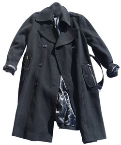 Apostrophe Trench Coat
