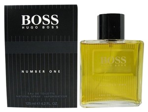 Hugo Boss BOSS # 1 By Hugo Boss EDT Natural Spray Pour Homme 125ml/4.2oz *BRAND NEW*