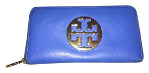 Tory Burch Tory Burch Blue Wallet