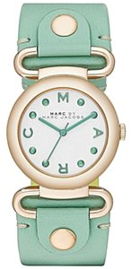 Marc Jacobs Marc Jacobs Female Fashion Watch MBM1306 Minty Green Analog