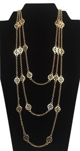 Tory Burch Gorgeous Tory Burch Multi-strand Necklace