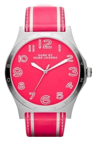 Marc Jacobs Marc Jacobs Female Henry Watch MBM1231 Pink Analog