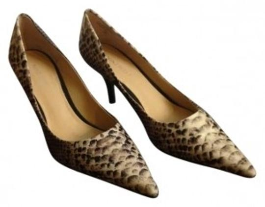 Nine West Brown/multi Pumps