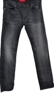 Hugo Boss Regular Straight Leg Jeans