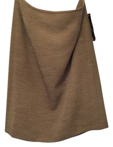 Le Suit Skirt Khaki green