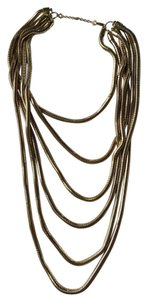 BaubleBar Gold necklace
