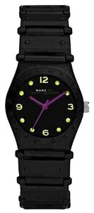 Marc Jacobs Marc Jacobs Female Dress Watch MBM3512 Black Analog