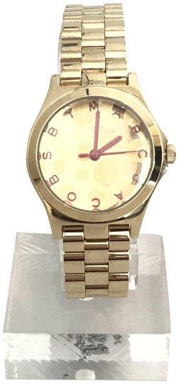 Preload https://item2.tradesy.com/images/marc-jacobs-gold-tone-stainless-steel-watch-1466806-0-2.jpg?width=440&height=440