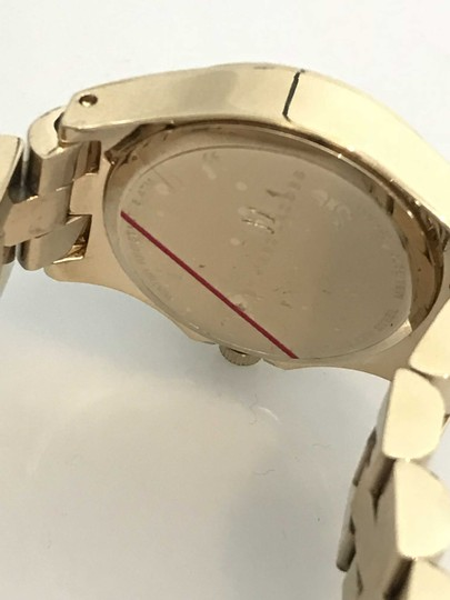 Marc Jacobs Marc Jacobs Gold Tone Stainless Steel Watch