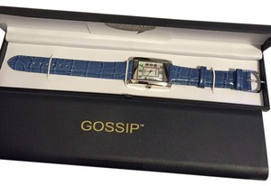 Gossip Blue Leather Watch