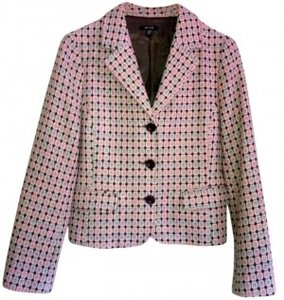 JACOB Pink, brown Blazer
