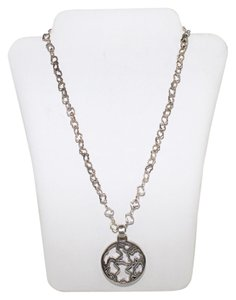 TOUS Silver Pedants Necklace