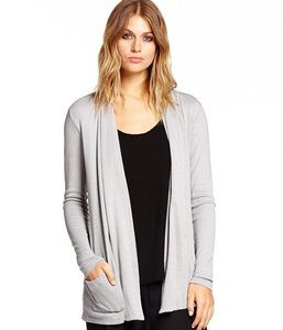 Michael Stars Relaxed Fit Sweater Cardigan
