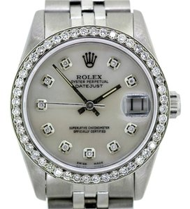 Rolex Rolex Datejust 31mm Diamond Watch with Rolex Box and Appraisal