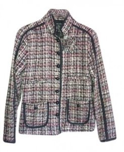Anne Carson Multicolor tweed Blazer