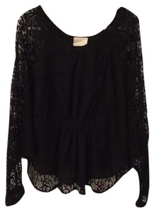 Addison Top Black