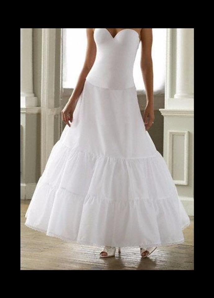 d86d59f5aa576 Davids Bridal A Line Wedding Dress Slip With Tulle - A Line Slips ...