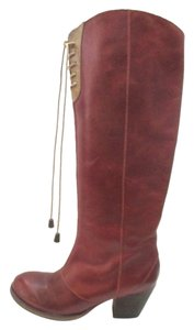 Holding Horses Cowboy Anthropologie Red Boots