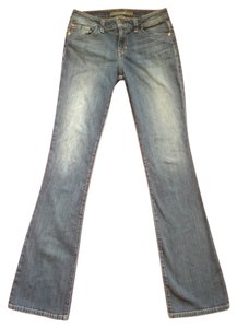 JOE'S Jeans Joe's Honey Fit Designer Denim Boot Cut Jeans-Medium Wash