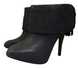 Max Studio Ankle Black Boots