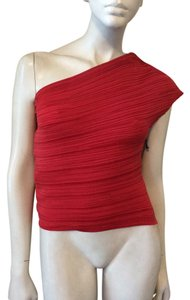 Lanvin Top Red