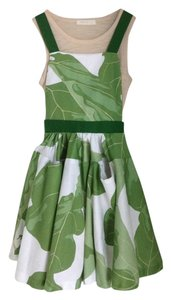 Barbara Beach Designs short dress Green on Tradesy