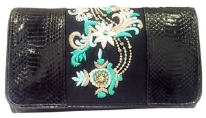 Dries van Noten Black Clutch