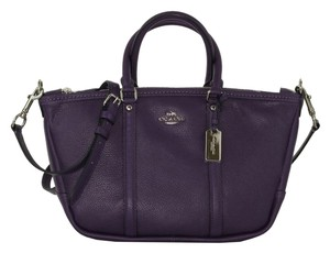 Coach Satchel 37154 Central Cross Body Bag