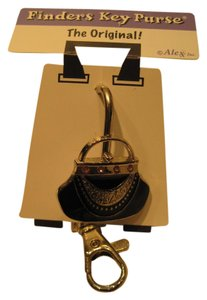 Alex Inc. Key Finders Embellished Purse Clasp - [ Roxanne Anjou Closet ]