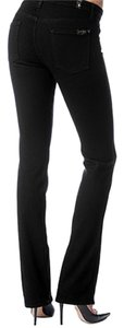 7 For All Mankind Bootcut Stretch Skinny Jeans-Dark Rinse