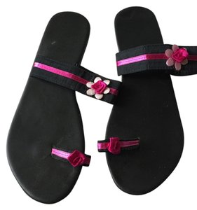 Other Black and purple Flats