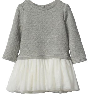 Gap Kids short dress Grey on Tradesy