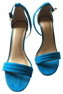 Victoria's Secret Cobalt Sandals