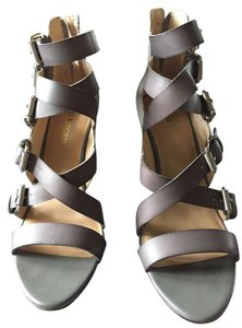 Sole Society Gray Sandals