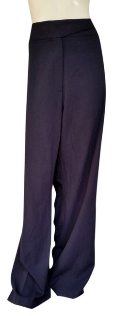 Tahari Dress Trouser Pants Black