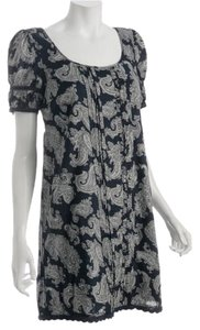 Juicy Couture short dress blue Paisley on Tradesy