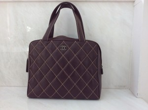 Chanel Satchel in Brown