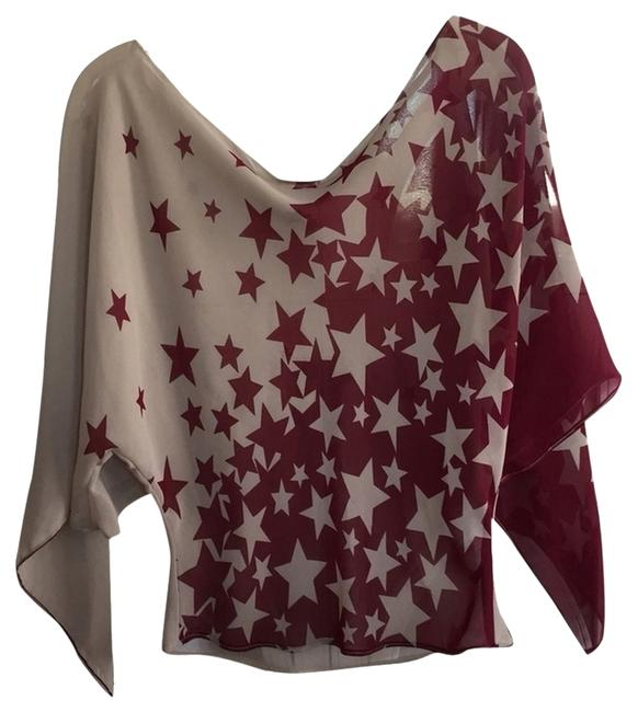 Preload https://item2.tradesy.com/images/beige-and-burgundy-flowy-silk-night-out-top-size-4-s-1467806-0-0.jpg?width=400&height=650