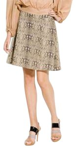 Marc by Marc Jacobs Skirt snake skin