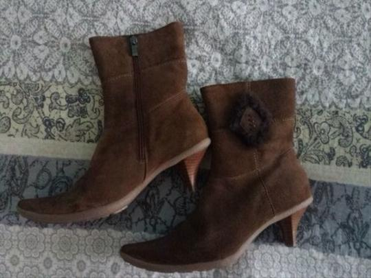 Prince Brown Boots