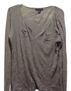 The Limited Tee Wool Blend Light Wiegt T Shirt Gray