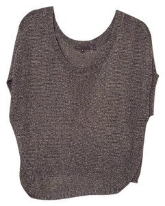 Vince Metallic Sweater