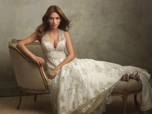 Allure Bridals C167 Wedding Dress