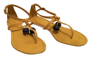 Kate Spade Yellow Sandals